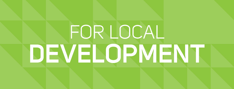 For Local Development