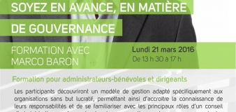 Formation-Gouvernance