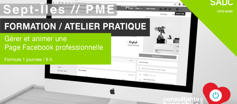 FORMATION // Facebook PME