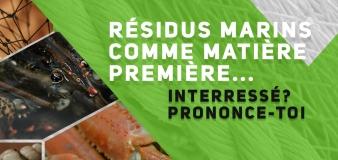 Prononce-toi – Webinaires sur les résidus marins