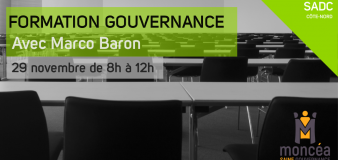 FORMATION // GOUVERNANCE avec Marco Baron