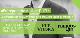 CONFÉRENCE| NICOLAS DUVERNOIS, PUR VODKA| Havre-Saint-Pierre