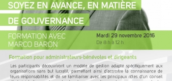Formation Gouvernance