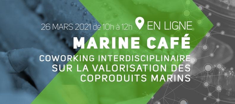 Coworking interdisiplinaire sur les coproduits marins